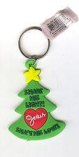 """Jesus"" Christmas tree shaped Jesus based Christmas keychain!"