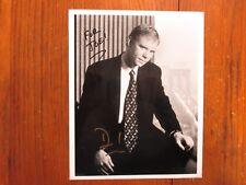 """DAVID  CARUSO (CSI:Miami/NYPD  Blue"""") Signed  8"""" x 10""""  Black & White  Photo"""