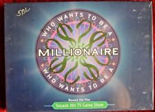 Who Wants To Be A Millionaire Family Board Game 2000 TV Show NEW Sealed