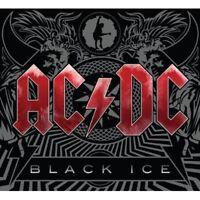 AC/DC Black Ice 180gm vinyl LP NEW/SEALED
