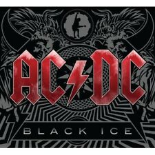 AC/DC Black Ice 180gm vinyl LP NEW/SEALED