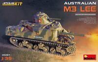 MiniArt 1/35 WWII Australian M3 Lee [Interior Kit]
