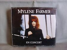 Mylene Farmer En Concert - 2 CD-Box-signifiant 1989-Made in France