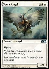 4 x Serra Angel (Magic 2010) - Serra-Engel - Uncommon