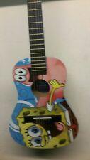spongebob childs guitar new