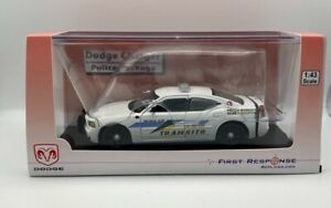 First Response Replicas Puerto Rico Police 1:43 Dodge Charger