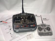 Spektrum DX6 2.4Ghz 6-channel Transmitter 10 Model Memory RC Plane Heli Radio
