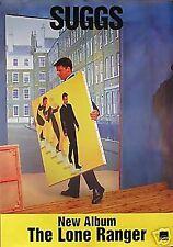Madness Suggs Poster 1995 The Lone Ranger Rare Original Promo Poster
