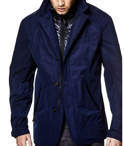 Jack Wolfskin TECH LAB NOVARA 2 in1 Outdoor Parka Weste Vest Coat Mantel Jacke L