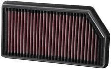 K&n 33-3008 Filtro de aire de alto caudal de reemplazo para KIA CEE' 1.6 Diesel 2012-16