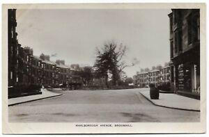 POSTCARDS-SCOTLAND-GLASGOW-RP. Marlborough Avenue, Broomhill.