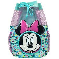Minnie Mouse Swim Bag | Girls Disney Swimming Bag | Kids Minnie Mouse Backpack