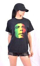 Vintage Bob Marley Redemption Song Maglietta da Uomo 1999 Zion Rasta Raggae M