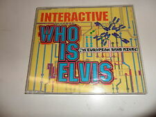 CD interactive – Who Is Elvis ('95 European Rave Mixes)