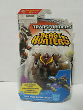 Unicron Megatron Transformers Prime Beast Hunters Commander Class 2013 MOSC New
