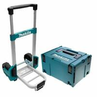 Makita TR00000001 pliable MAKPAC Case Trolley With Type 2 /& 3 Case No Inlay