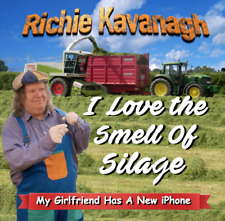 Richie Kavanagh - My Girlfriend Has a New iPhone (2011) | NEW & SEALED CD