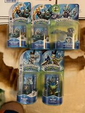 Skylanders: Freeze Blade, Rip Tide, Blizzard Chill, Anchors Away Gill Grunt (2)