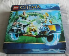 LEGO Legends Of Chima Speedorz Carry Storage Box Container