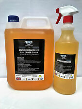 Engine Degreaser 6 litre bottle Grease Cleaner Car Care Valet Cleaning OFFER NEW