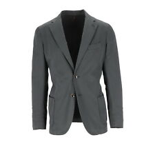 Tessitore Suit Men's Cotton Grey Size 50 (Previously