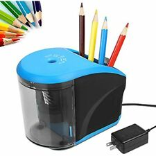 Electric Pencil Sharpener Ac Power Adapterincludebattery Operated With Heavy