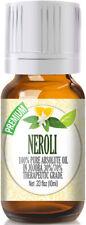 Healing Solutions Neroli 100 Pure Best Therapeutic Grade Essential Oil 10ml