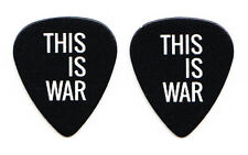 Emily Kinney This Is War Black Guitar Pick - 2015 Tour The Walking Dead