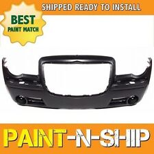 NEW Fits: 2005 2006 2007 Chrysler 300 5.7L Front Bumper Painted CH1000441