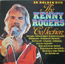 KENNY ROGERS - THE KENNY ROGERS COLLECTION - 20 GOLDEN HITS  - LP