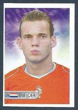 MUNDOCROM WORLD CUP 2006- #198-HOLLAND & AJAX-WESLEY SNEIJDER