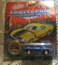 Johnny lightning diecast car limited edition 1970 super bee series 7  #  05006