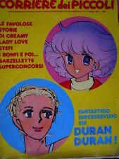 Corriere dei Piccoli 18 1985 Lady Love Diario di Stefi - difettato  [C19]
