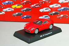 Kyosho 1/64 Alfa Romeo 8C Competizione Red Mini car Collection 2006 Japan