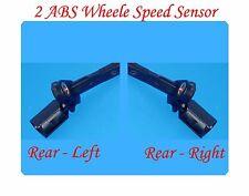 2 ABS Wheel Speed Sensor Rear Left Right Fits: AUDI A3 TT VW BEETLE GOLF JETTA