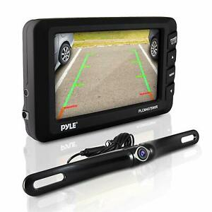 Pyle Wireless Rear View Back-Up & Monitor Parking Assist System