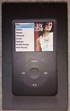 Apple iPod Classic 6th Gen MB147LL/A Mp3 Audio/Video Player 80GB Black💥See Desc