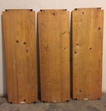 1 von 7  Regal Boden / Bretter 90x30cm Metallschienen + 4 Stifte / Ikea Lundia