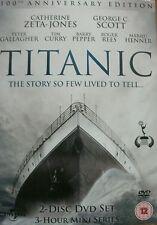 *NEW*  TITANIC [100th ANNIVERSARY EDITION] (DVD) FREE UK P+P ..................