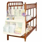 Baby Crib Bed Hanging Bag Portable Waterproof Bed Bumper Cradle Bag Accessories