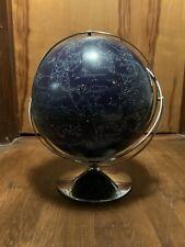 MCM Rand McNally Celestial Zodiac Globe RARE Vintage