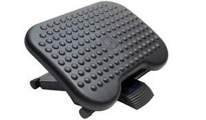 HUANUO Adjustable Under Desk Footrest - Ergonomic Foot Rest with 3 Height...