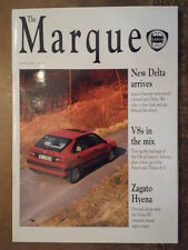 LANCIA THE MARQUE Magazine Brochure Edition 19 Spring 1993 - Zagato Hyena