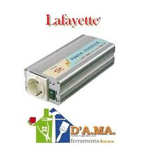 INVERTITORE INVERTER DI CORRENTE 24V / 220V-600W LAFAYETTE