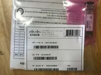 NEW Sealed Cisco SFP-10G-SR-S SFP+ MMF Transceiver Module US Shipping