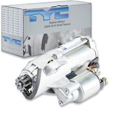TYC Starter Motor for 2008-2015 Ford Taurus 3.5L V6 ct