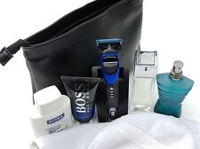 Mens Toiletries Wash bag Travel Business Toilet Holiday Business Travel Bedroom