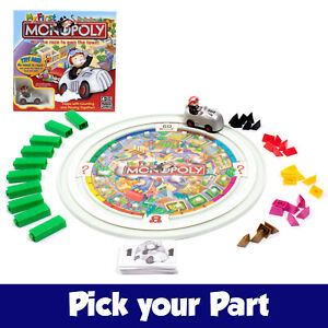 PICK YOUR PARTS - My First Monopoly - SPARES / REPLACEMENTS
