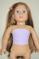 """18"""" Dolls Clothes Bodice Fits American Girl Doll Our Generation Journey"""