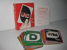 Vintage UNO Kartenspiel - Gebr. Ludwigs - RARITÄT